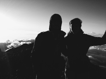Vulkaan expeditie team 1