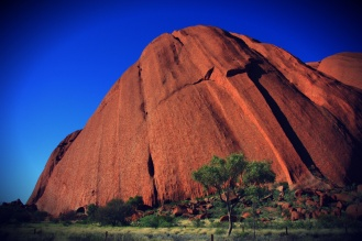 Uluru in technicolor