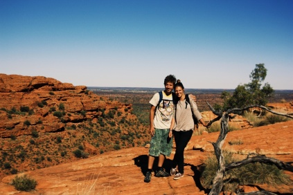 De grillige Kings Canyon