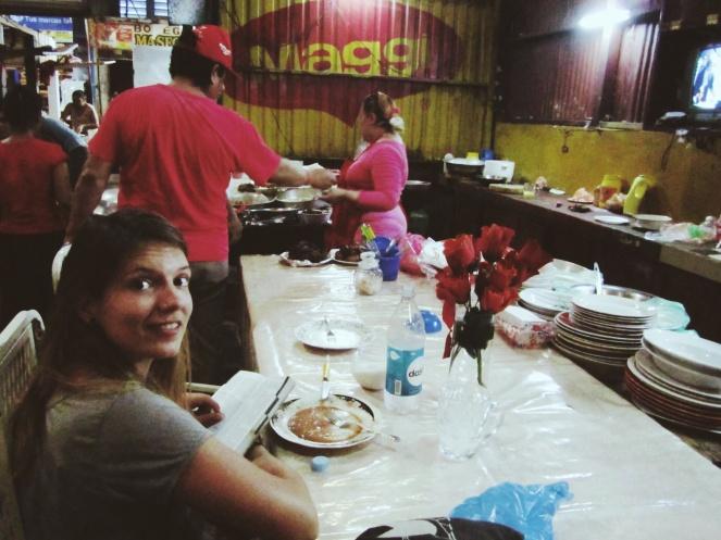 Markt in Managua