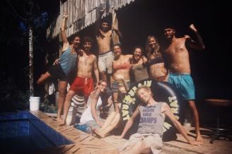 En VerdEnergia was alle fantastische mensen die we daar hebben ontmoet. Een avontuur van twee maanden dat we noooit gaan vergeten!