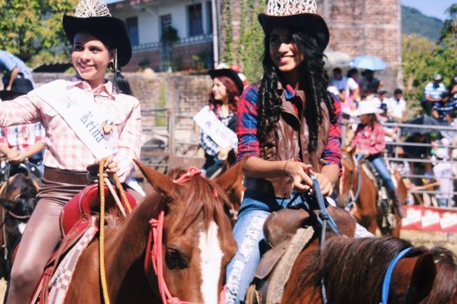 De rodeoqueens